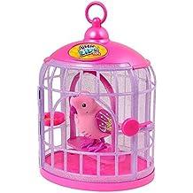 Little Live Pets Season 4 Pretty Princess Bird with Cage, Model: 28223, Toys & Gaems