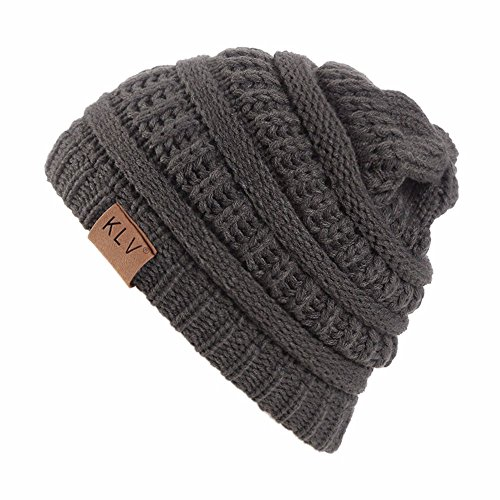 OYSOHE Kinder Strickmütze Winter Junge Mädchen Warme Häkeln Beanie Caps Unisex Hut...