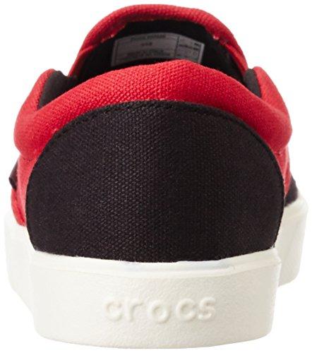 Crocs Citilnslpsnkrk, Mocassini Unisex – Bambini Nero (Black/Pepper)