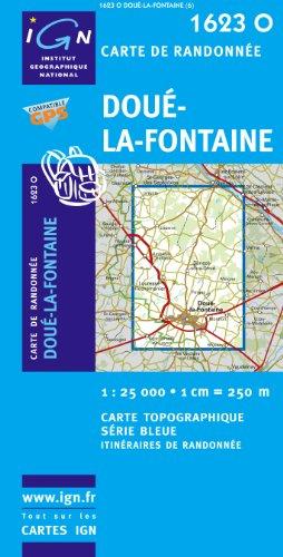 1623o Doue-la-Fontaine par (Carte - Feb 4, 2010)
