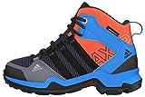 adidas Jungen Ax2 MID CP K Wanderschuhe, Azul (Onix/Negbas / Azuimp), 36 2/3 EU