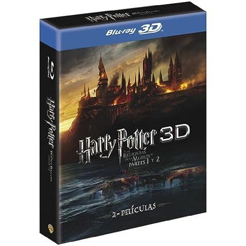 Harry Potter y las reliquias de la muerte Partes 1 y 2
