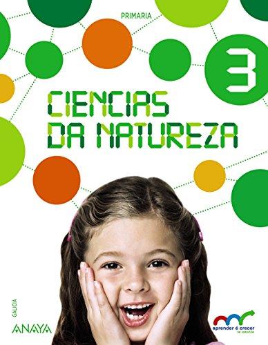 Ciencias da natureza 3 (aprender é crecer en conexión)
