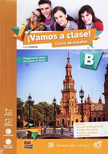 Vamos a clase. Con Lectura B-Extrakit. Per la Scuola media. Con CD-ROM. Con e-book. Con espansione online: 2