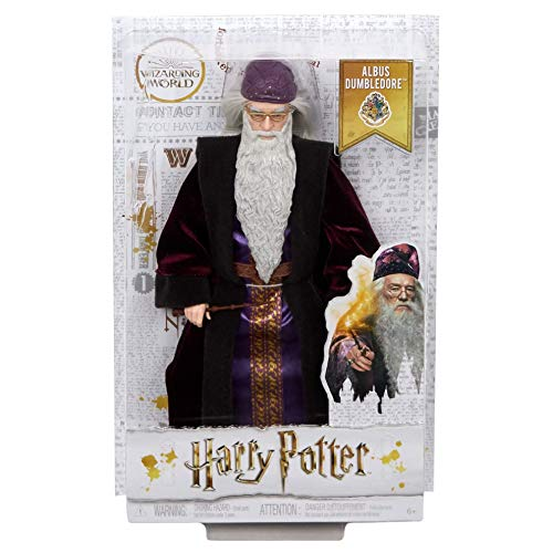 Harry-Potter-FYM54-Albus-Dumbledore-Doll-Mulit