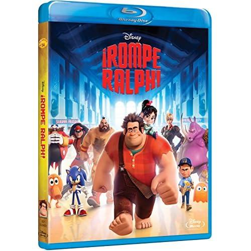 ¡Rompe Ralph! [Blu-ray] 4