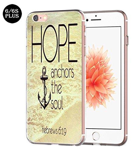 Schutzhülle für iPhone 6S Plus mit Bibel-Zitaten für Apple iPhone 6 Plus