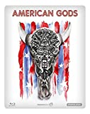 American Gods (Steelbook) (4 Blu-Ray) [Edizione: Regno Unito] [Import italien]