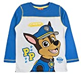 Best Paw Paw Shirts - Paw Patrol Kids Long Sleeve Top Chase PP Review