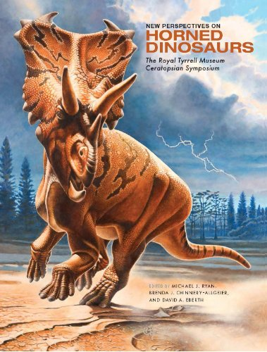 New Perspectives on Horned Dinosaurs: The Royal Tyrrell Museum Ceratopsian Symposium (Life of the Past) (English Edition)