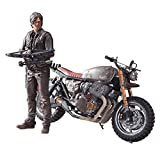 Walking Dead TV - Daryl Dixon avec Bike NEUF Sculpt