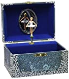 Enlarge toy image: Trousselier Ballet Dancer Music Box - toddler baby activity product