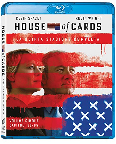 House of Cards - Stagione 5 (4 Blu-Ray)