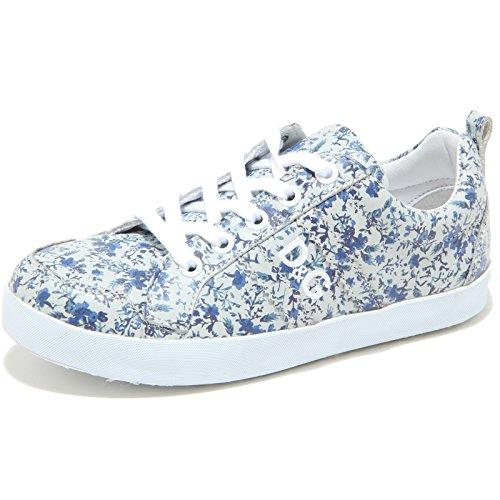 69682 Sneaker D&G JUNIOR Vintage Fantasia Fiori Scarpa Bimba Shoes Kids [29]