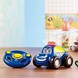 Playtastic Tatütata Spielzeug Ferngesteuertes Polizei-Auto mit echter Sirene (Spielzeugautos) für Playtastic Tatütata Spielzeug Ferngesteuertes Polizei-Auto mit echter Sirene (Spielzeugautos)