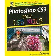 PHOTOSHOP CS3 PR NULS COULEUR