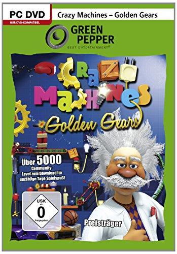 Crazy Machines Golden Gears [Green Pepper] (Incredible Machine)