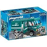Playmobil Policía - Vehículo para transportar dinero, playset (5566)