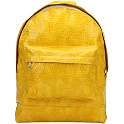 Mi-Pac Gold Backpack Mochila Tipo Casual, 41 cm, 17 Litros, Patent Croc Y