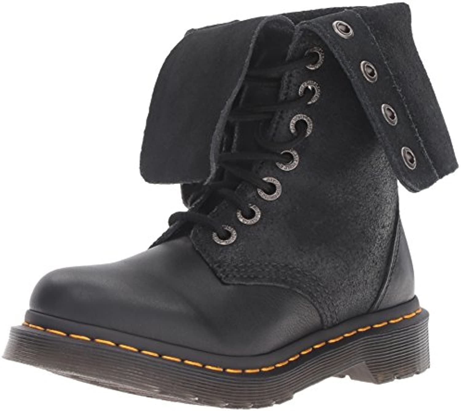 Dr. Martens Hazil Boot Virginia, Zapatos de Vestir Unisex Adulto