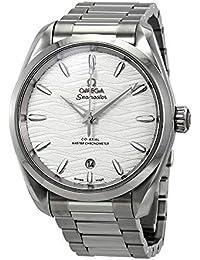 Omega Seamaster Aqua Terra Co-Axial Master - Reloj de Pulsera para Mujer con cronómetro