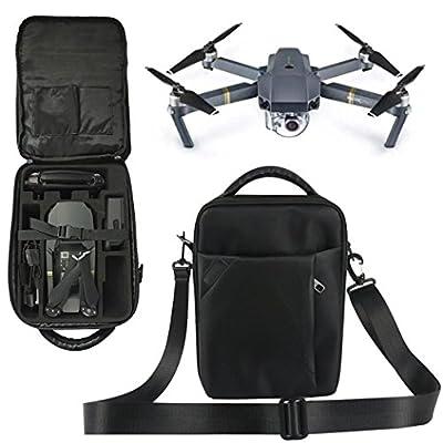 Shoulder Bag for DJI Mavic Pro Drone,Y56 Outdoor Waterproof Shockproof Shoulder Bag Case Hard Suitcase Protector For DJI Mavic Pro Drone Includes Shoulder Strap
