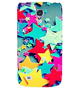 printtech Premium Best Quality Multi color Designer Printed back cover Back Case Cover for Samsung Galaxy S4 / Samsung Galaxy S4 i9500