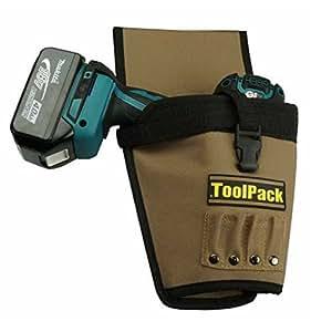 Ceinture à outils Tool Pack 360.086Sac holster pour visseuse sans fil, Professionnel.