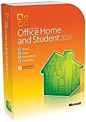 Microsoft Office 2010 Home & Student Pkc Se, 79g-02044