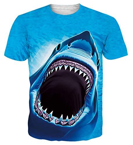 Teen Für Jungen Kostüm - Idgreatim Frauen Männer 3D Printed Tintenfisch T-Shirts