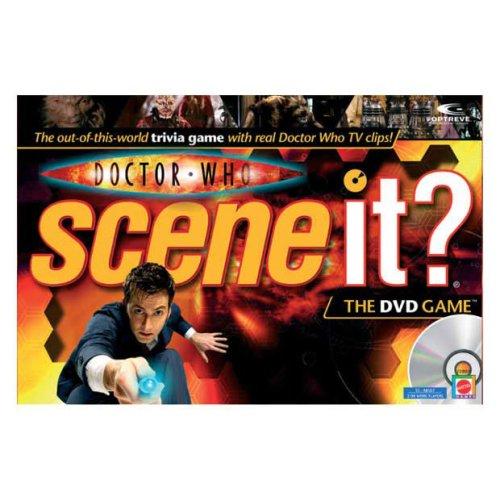 Doctor Who Scene It? DVD Spiel (Englisch Ausgabe) hier kaufen