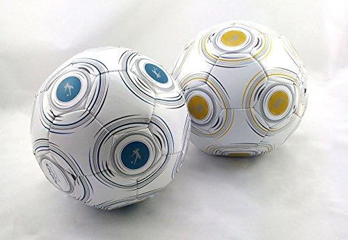 John Sport Fußball Größe 5 Trainingsball Fussball Spielball Allwetter Ball