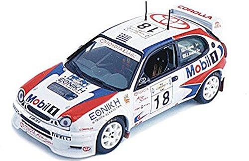 vitesse-1-43-scale-skm99086-toyota-corolla-wrc-acropolis-rally-1999-vovos