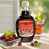 Paul Schrader & Co. - Cranberry-Sirup aus Kanada - 250ml