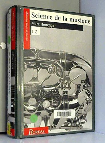SCIENCES DE LA MUSIQUE T2 NP (Ancienne Edition)