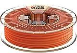 Formfutura 285HDGLA-FLRSTA-0750 3D Printer Filament, PETG, Fluor Orange Stained