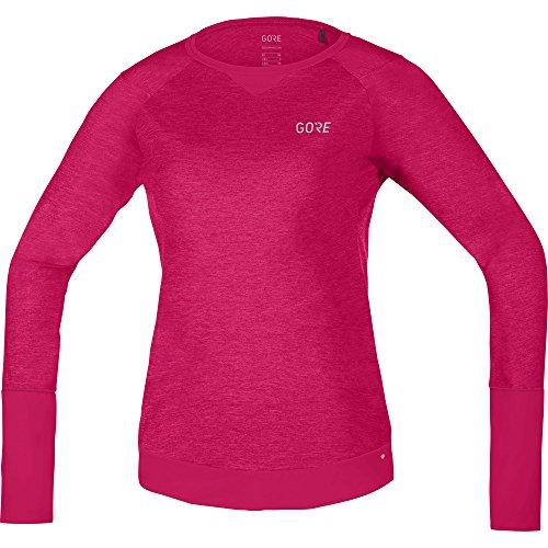 GORE WEAR Damen C5 Trikot Langarm, Jazzy pink, 36 -