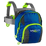 Lucky Bums Kids Fall Line Ski Trainer - Blue, One Size