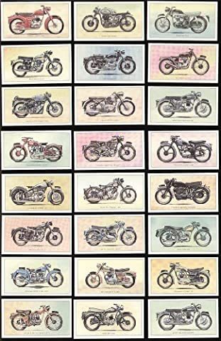 British Classic Motorräder 1950er 1960er – Triumph, Sunbeam, unvergleichlichen, Douglas, Excelsior, VELOCETTE, Royal Enfield City, Panther, Ariel, BSA, Greeves, Vincent, Norton, James, Serie AJ – Sammler (Classic British Motorräder)