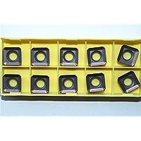 Deskar 10P sekt 1204aftn-xm lf6018CNC molienda carburo Insertar for-steel partes