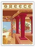 Pacifica Island Art Griechenland - Kreta - Palast von