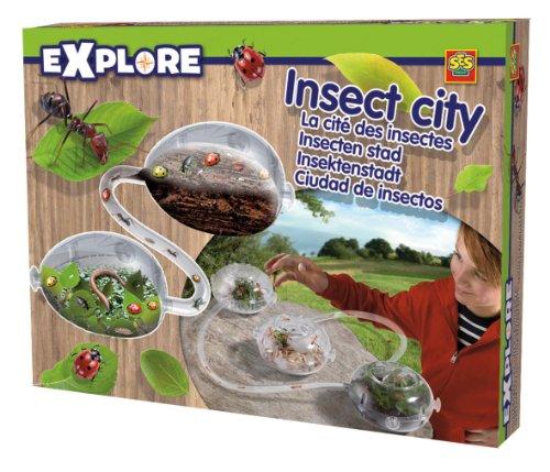 Explore - Ciudad de insectos, multicolor (SES 25005)