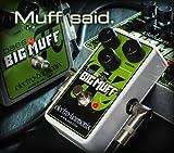 Electro Harmonix Nano Bass Big Muff · Effetto per basso elettrico