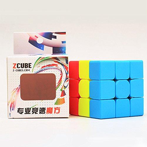 Ocamo Cubo Mágico 3x3 Velocidad de Desarrollo Intelectual Puzzle Cubos Juguetes Educativos...