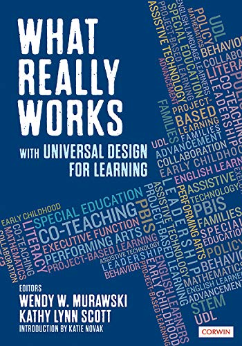 What Really Works With Universal Design for Learning (English Edition)