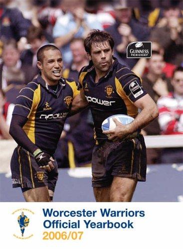 Worcester Warriors Official Yearbook 2006/07 por Amanda Chatterton