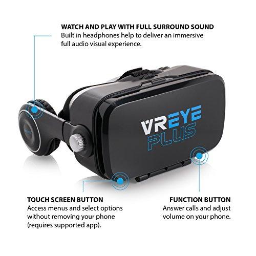 Gafas de realidad virtual Nuwave