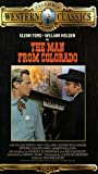 Man From Colorado [VHS] [Import USA]