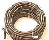 PE-Rohr für Bewässerung 25mm 50m (2 x 25m Rolle) PN4