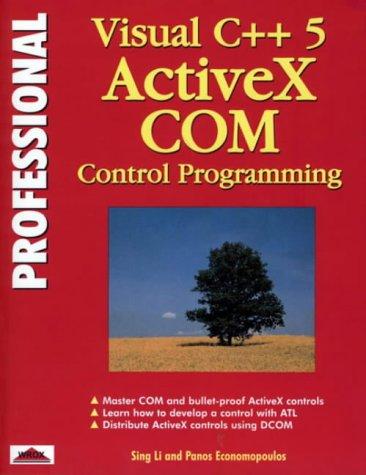 PROFESSIONAL VISUAL C++5 ACTIVEX COM